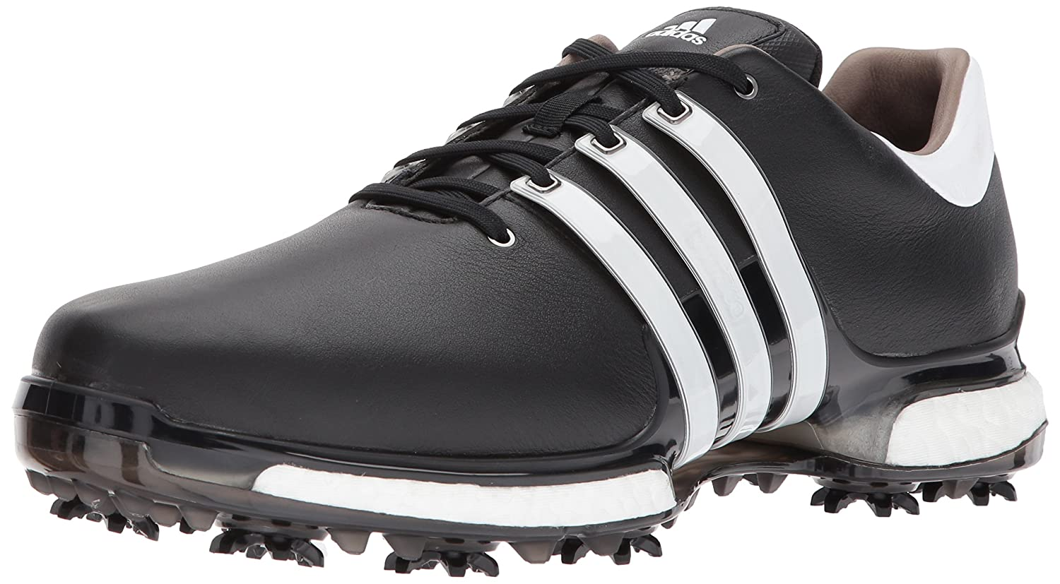 Adidas Golf 2019 Men's Tour 360 Boost 2.0 Waterproof Golf Shoes Wide Fit