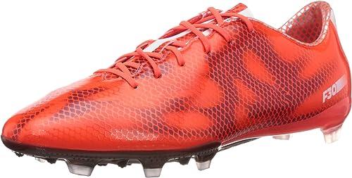 adidas performance f30 fg herren fußballschuhe rot