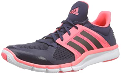 adidas Adipure 360.3 Womens Fitness Sneakers/Shoes-Navy-5
