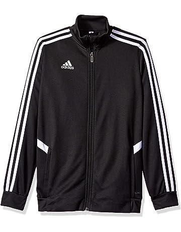 3fab5de56b62 adidas Youth Alphaskin Tiro Youth Training Jacket