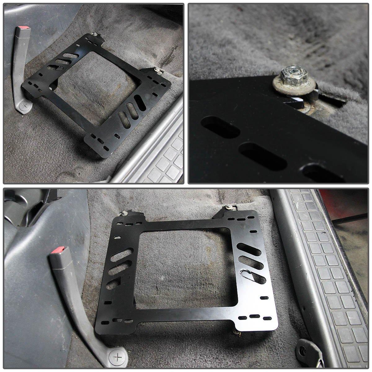 For Chevy Camaro//Pontica Firebird Racing Seat Bucket Mount Bracket Left /& Right
