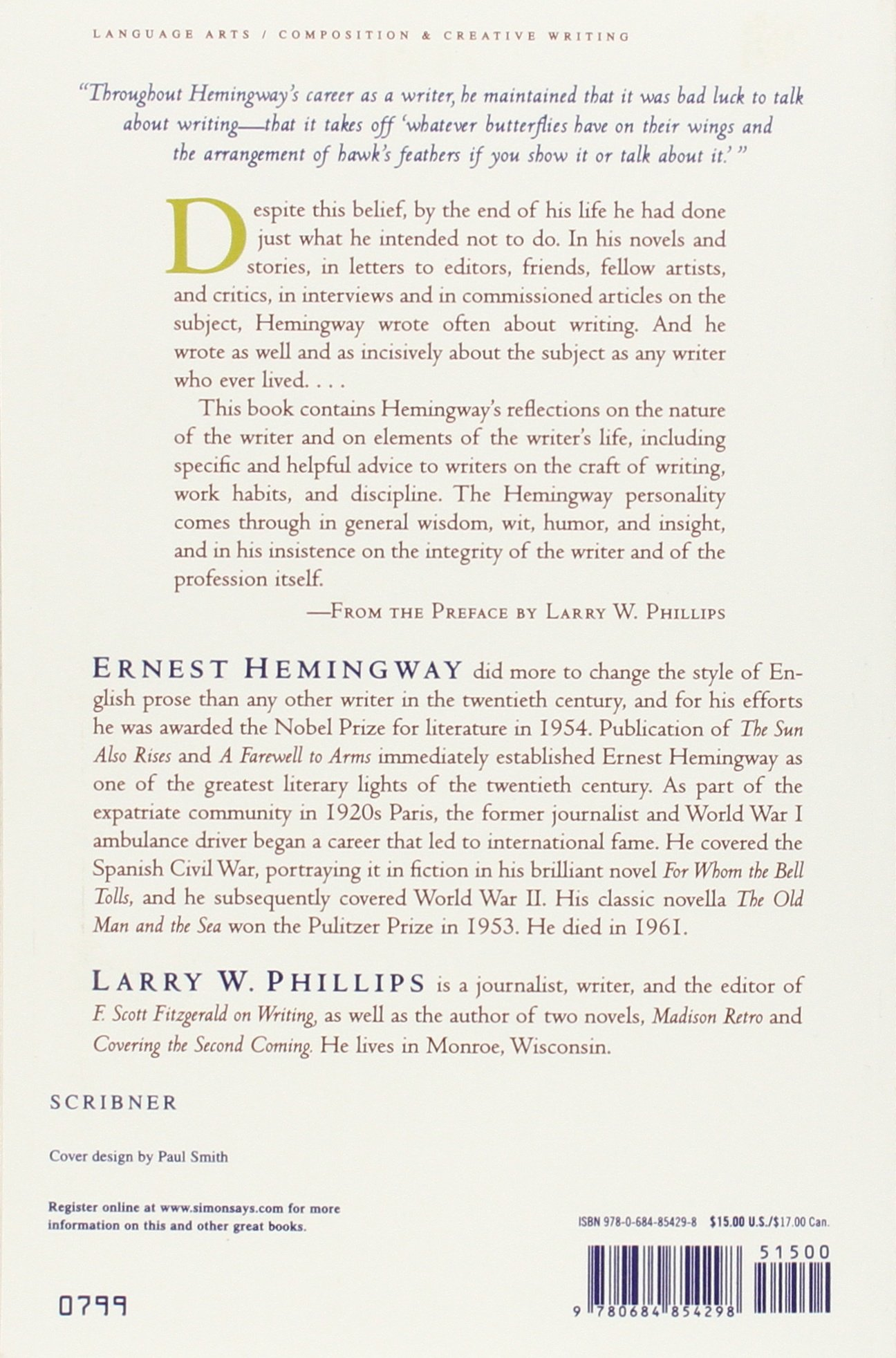 critics took to liking the writing styles of ernest hemingway