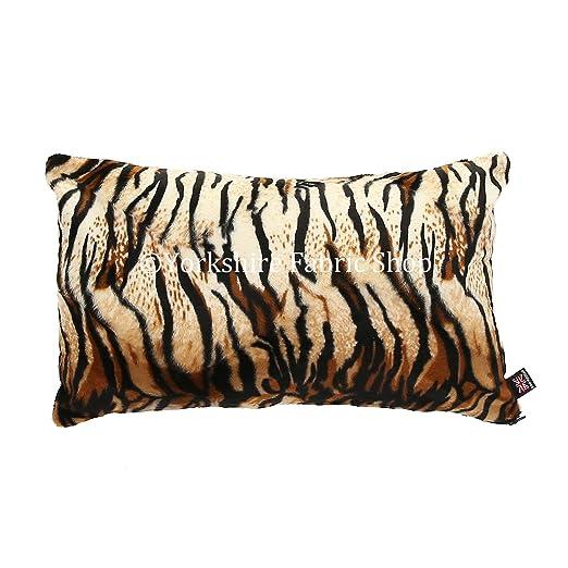 Yorkshire Fabric Shop patrón de diseño de Piel de Animales ...