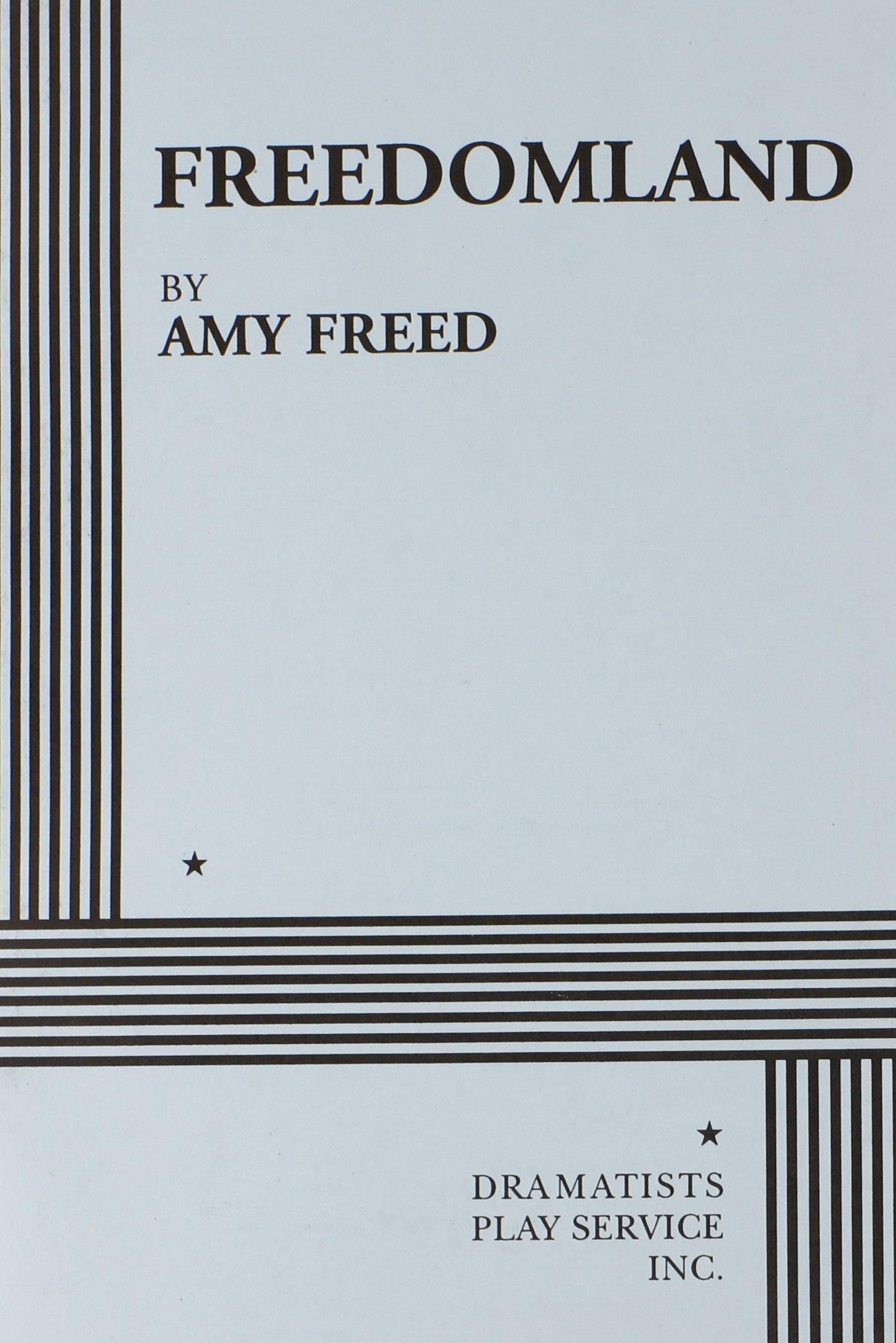 Freedomland - Acting Edition pdf