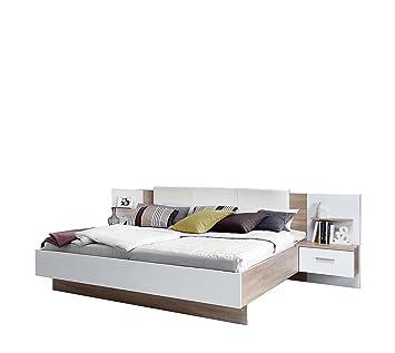 Newface Ginger Bett Modernes Futonbett Mit Inkludierten
