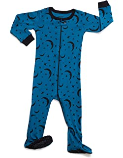 e19a12ce4 Amazon.com  Leveret Baby Boys Girls Footed Pajamas Sleeper 100 ...