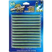 Green Gobbler SYNCHKG121210 BIO-Flow Strips-12 (limpiador de drenaje y desodorizante), 12 unidades