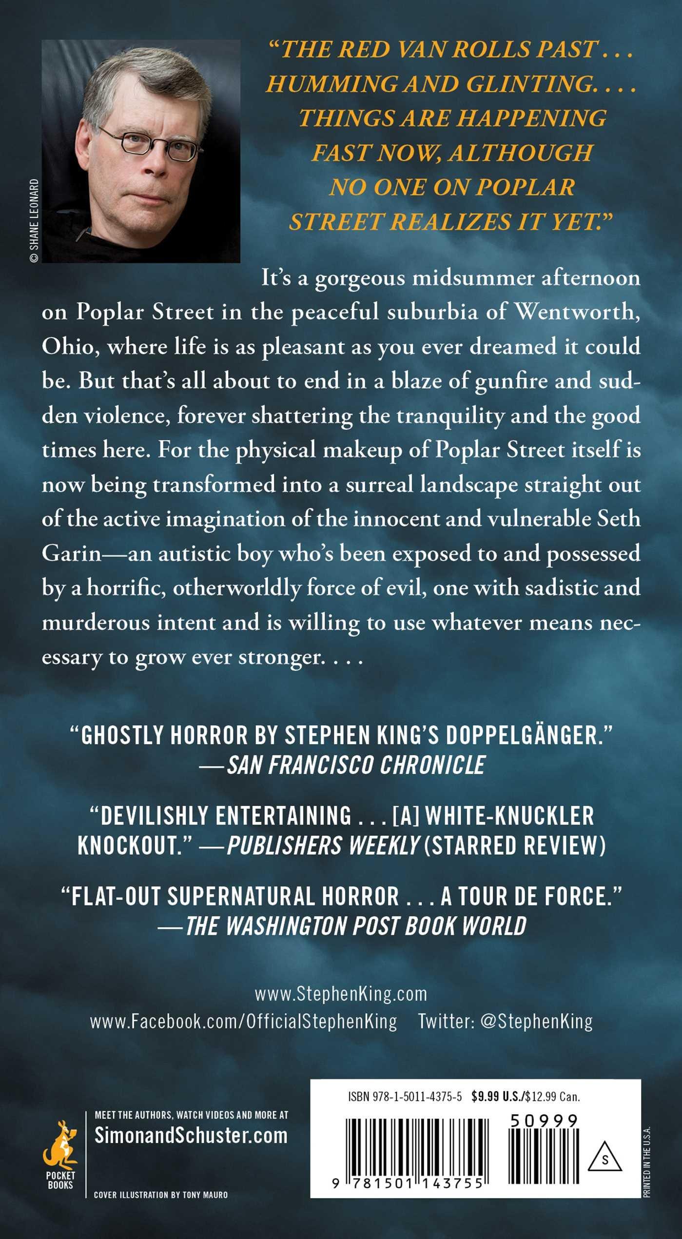 Amazon: The Regulators: A Novel (9781501143755): Stephen King: Books
