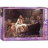 "Eurographics ""The Lady of Shalott/John William Waterhouse"" Puzzle (1000-Piece)"