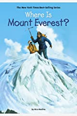 Where Is Mount Everest? (Where Is?) Kindle Edition