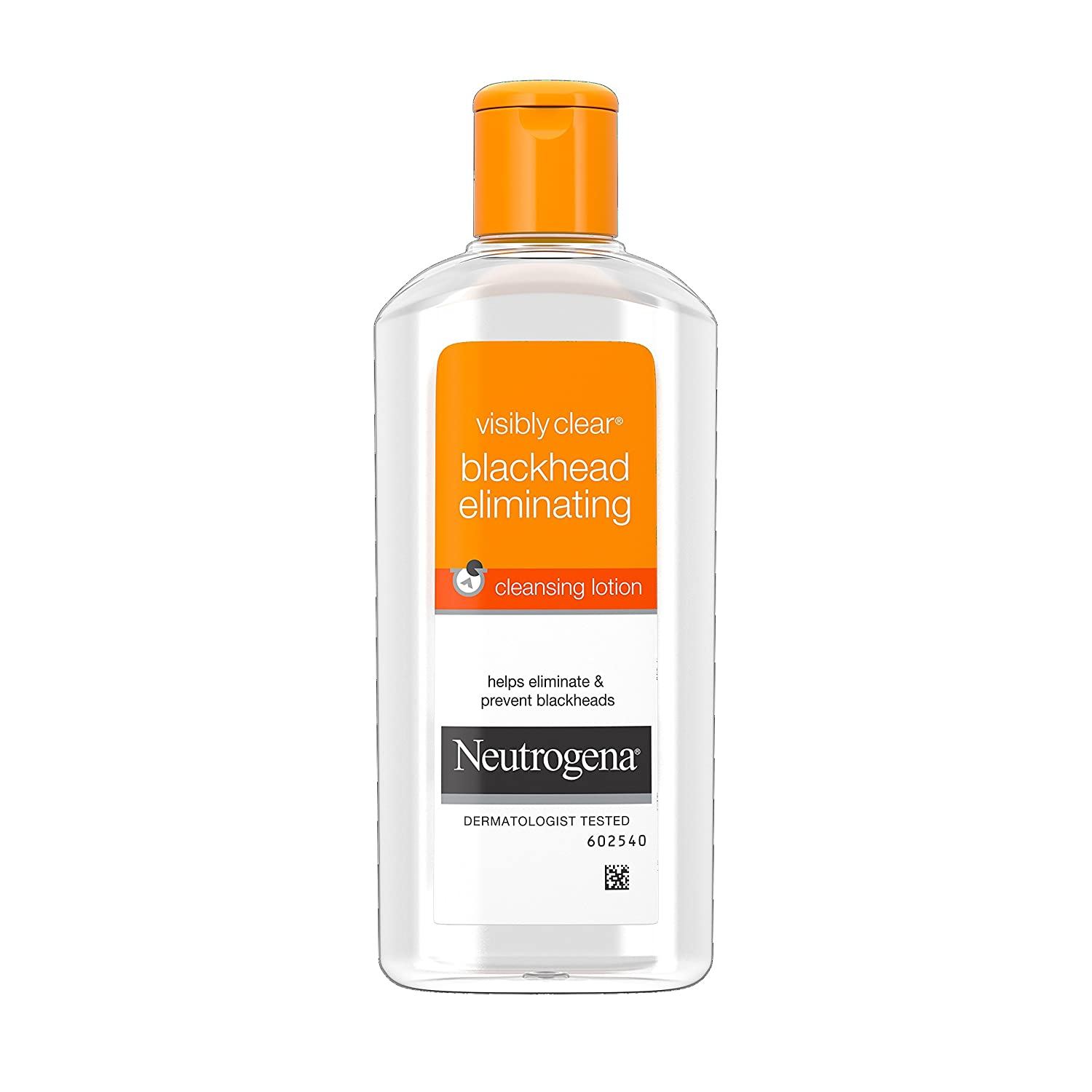 Neutrogena Visibly Clear Blackhead Eliminating Cleansing Lotion 200 ml Johnson and Johnson 4290007