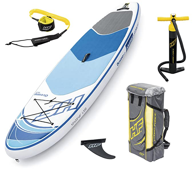 Bestway - Hydro-Force. Tabla Paddle Surf inflable Oceana Tech 305 ...
