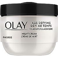 Olay Age Defying Classic Night Cream, Face Moisturizer, 100 Milliliters