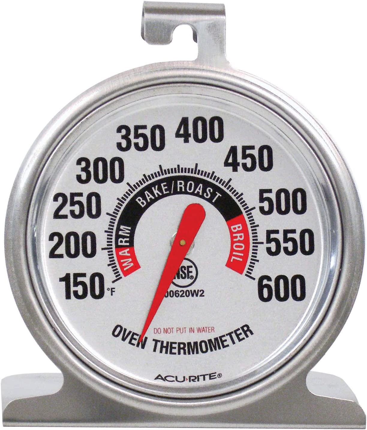 Stainless Steel Baking Oven Thermometer Kitchen Food ℃ Cooking 50-280 Meat Y1A1