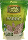 Nature's Earthly Choice - Organic Italian Pearled Farro - 14 oz.