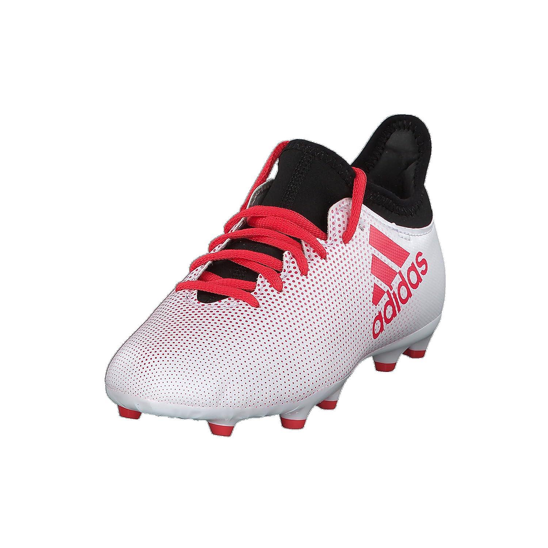 Adidas X 17.3 FG Größe 38.5 Weiß (Weiß)