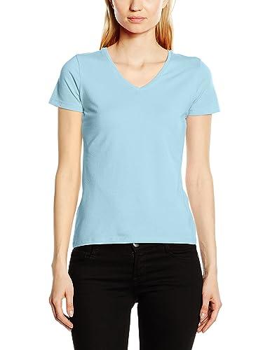 Fruit of the Loom Camiseta para Mujer