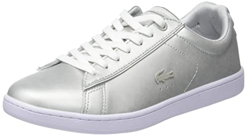 ea608f453af74 Lacoste Women's Carnaby Evo 118 1 SPW Trainers: Amazon.co.uk: Shoes ...