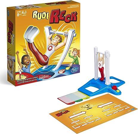 Hasbro Spiele C0376100 RUDI Reck - Juego Infantil: Amazon.es: Juguetes y juegos