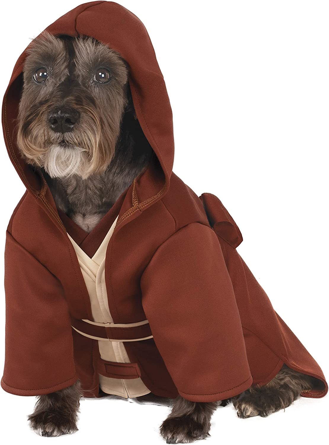 Rubies Star Wars Classic Jedi Robe Pet Costume