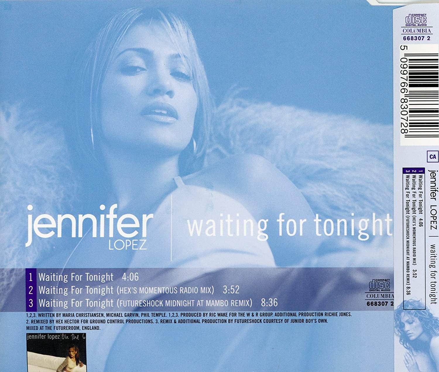 waiting for tonight jennifer lopez piano vocal sheet music