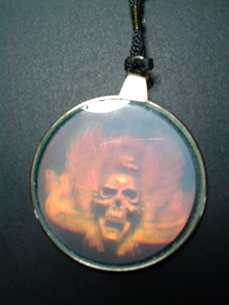 Real 3d hologram holograph pendant laser holographic hologram real 3d hologram holograph pendant laser holographic hologram image skull necklace rare aloadofball Choice Image