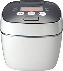 Tiger 1L Pressure Induction Heating Rice Cooker