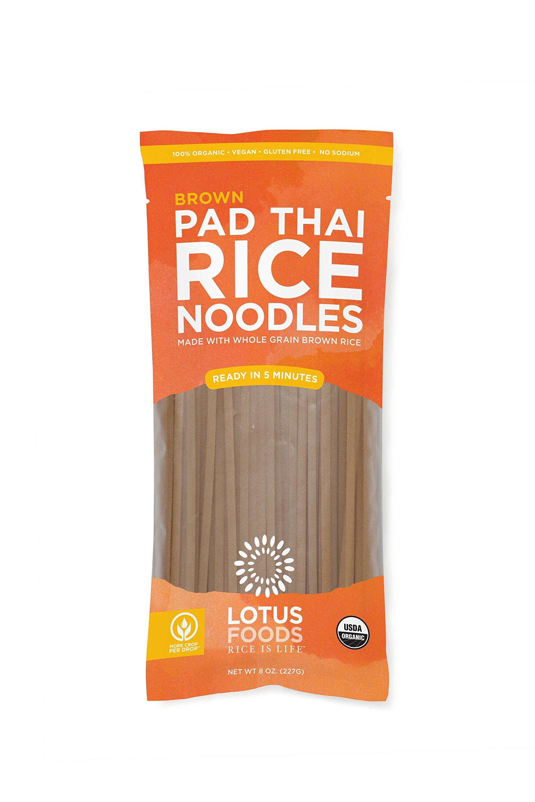 Amazon.com : Lotus Foods Gourmet Organic Forbidden Rice