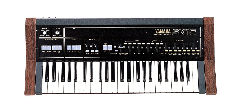 YAMAHA ヤマハ SK15 keyboard SK-15 Vintage KeyboardB008GQA3DY