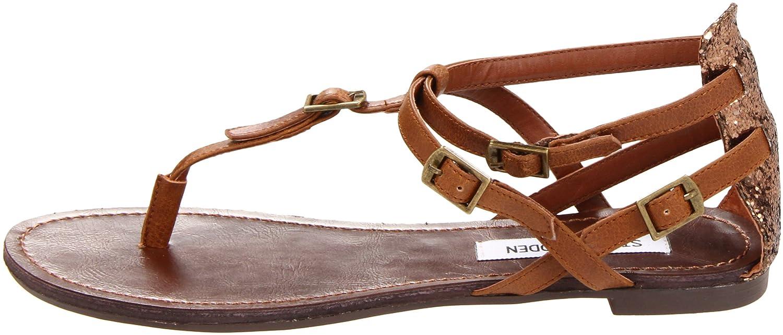 bf92db2f067 Amazon.com   Steve Madden Women's Skyla Thong Sandal   Flip-Flops