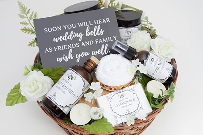 engagement gift basket bridal shower gift bride to be gift congratulations gift