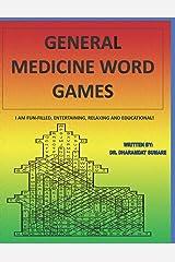 General Medicine Word Games Paperback