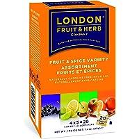 London Fruit & Herb Té Mix de Frutas y Especias, 20 sobres