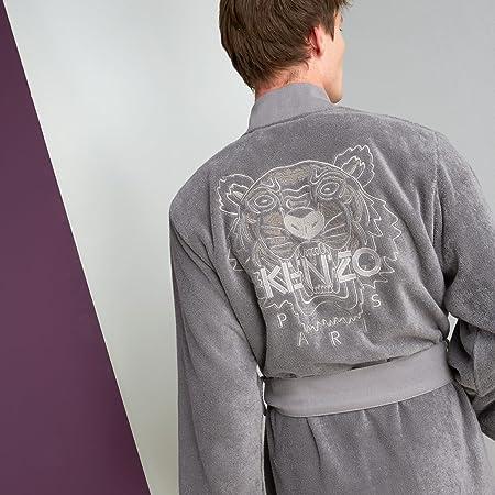 98714cd95daa1 Kenzo KZ Iconic Kimono Grey - M  Amazon.co.uk  Kitchen   Home
