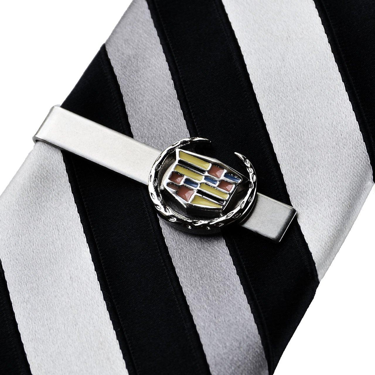 Quality Handcrafts Guaranteed Cadillac Tie Clip