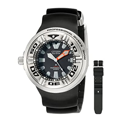 Citizen Eco Zilla Solar Powered Quartz Dive Watch