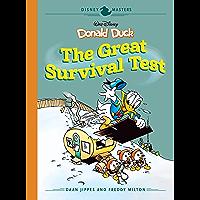 Disney Masters Vol. 4: Walt Disney's Donald Duck: The Great Survival Test