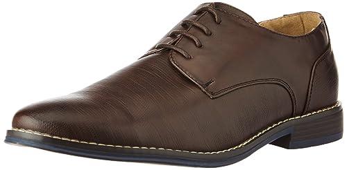 13023e8b7 Image Unavailable. Image not available for. Colour  Bata Men s Qdhani Brown  Formal Shoes ...
