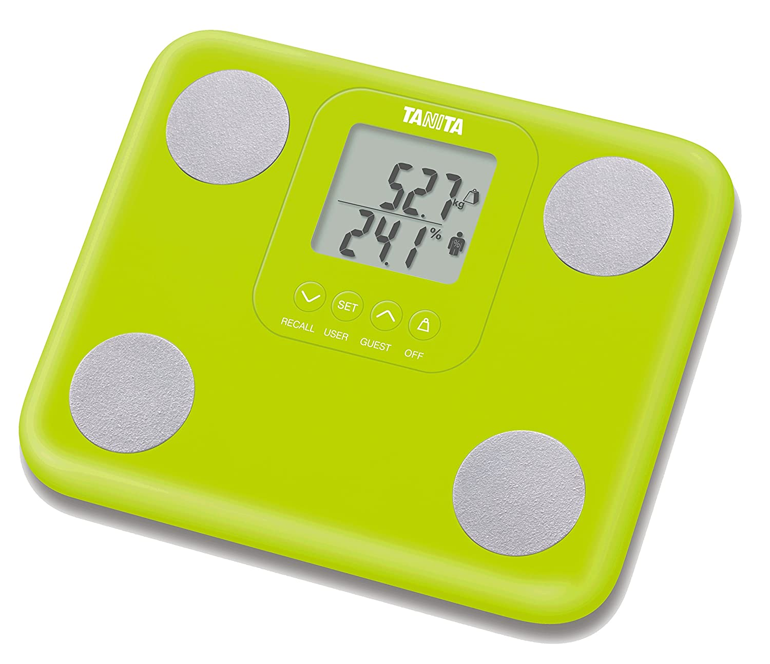 Tanita- Bc730 green Innerscan Body Composition Monitor – Green