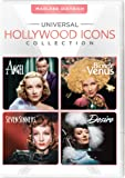 Universal Hollywood Icons Collection: Marlene Dietrich (Blonde Venus / Desire / Angel / Seven Sinners)