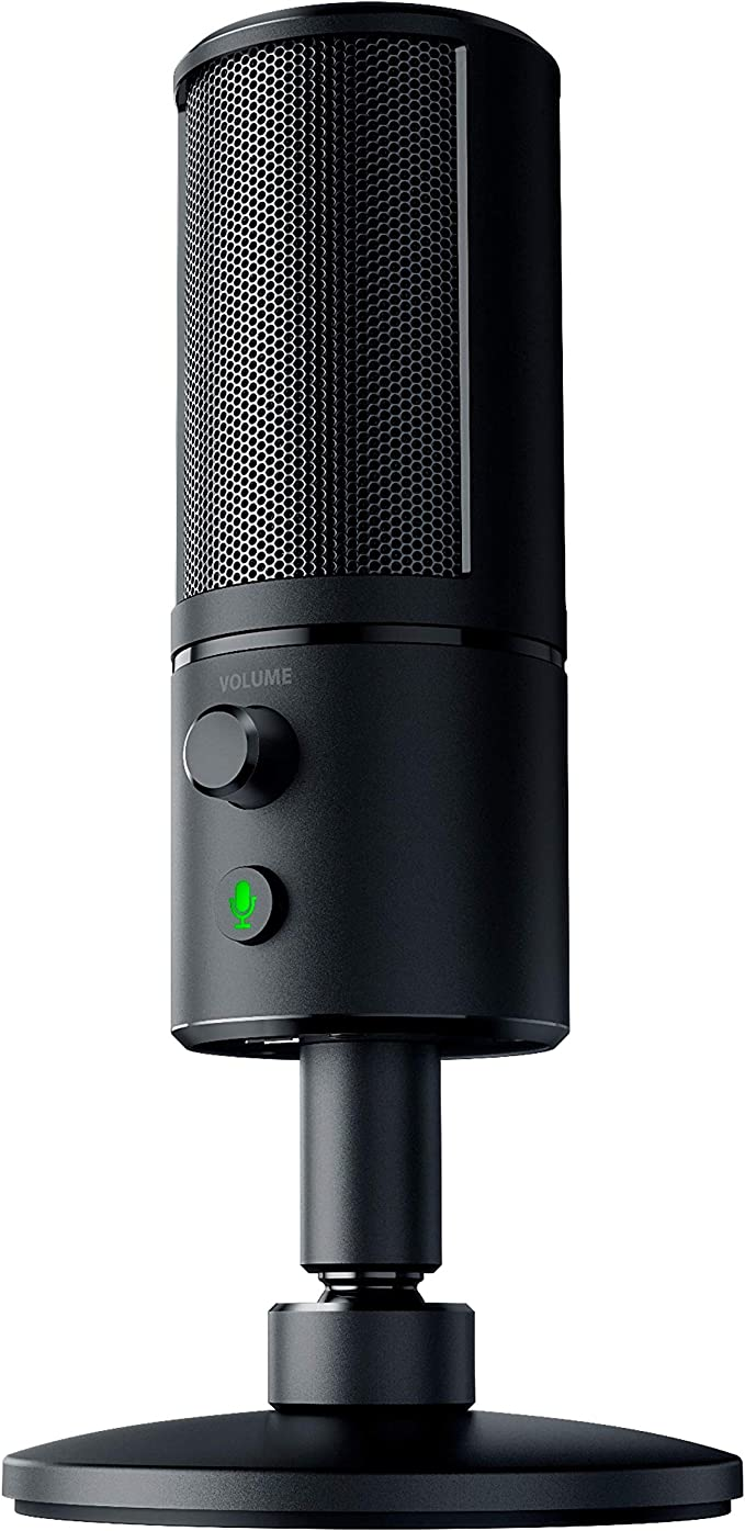 Razer Seiren X USB Streaming Microphone: Professional Grade