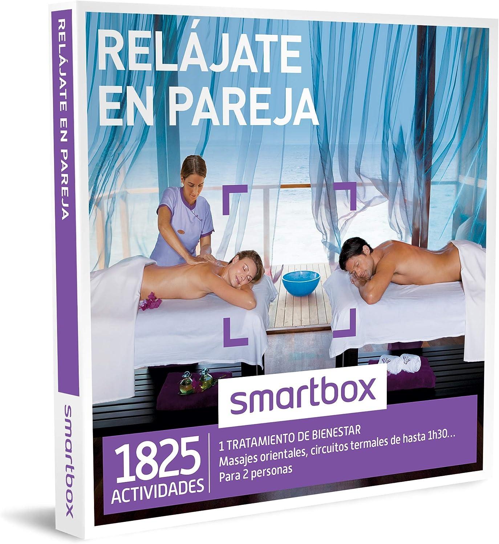 smartbox relajate en pareja