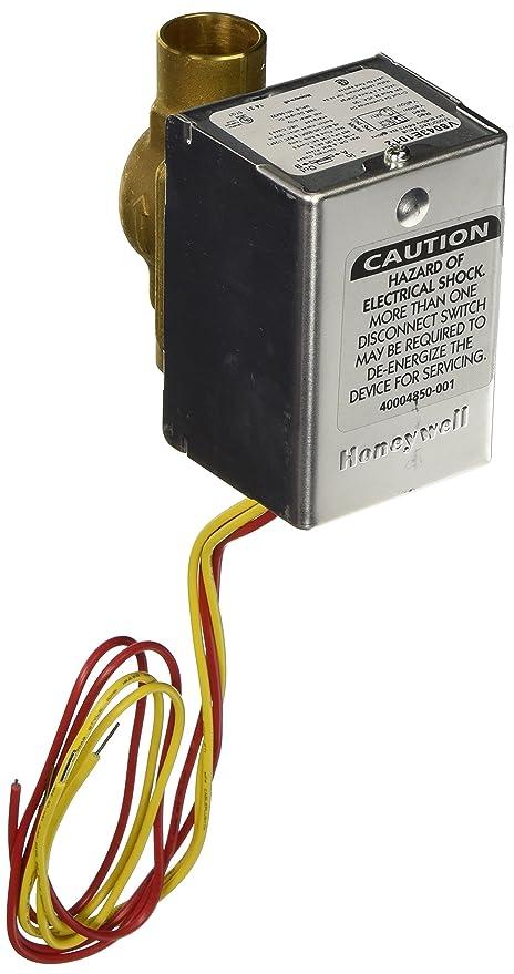 honeywell v8043e1012 electric zone valve Honeywell Zone Control Valve Wiring Diagram 40004850 001 honeywell zone valve wiring wiring