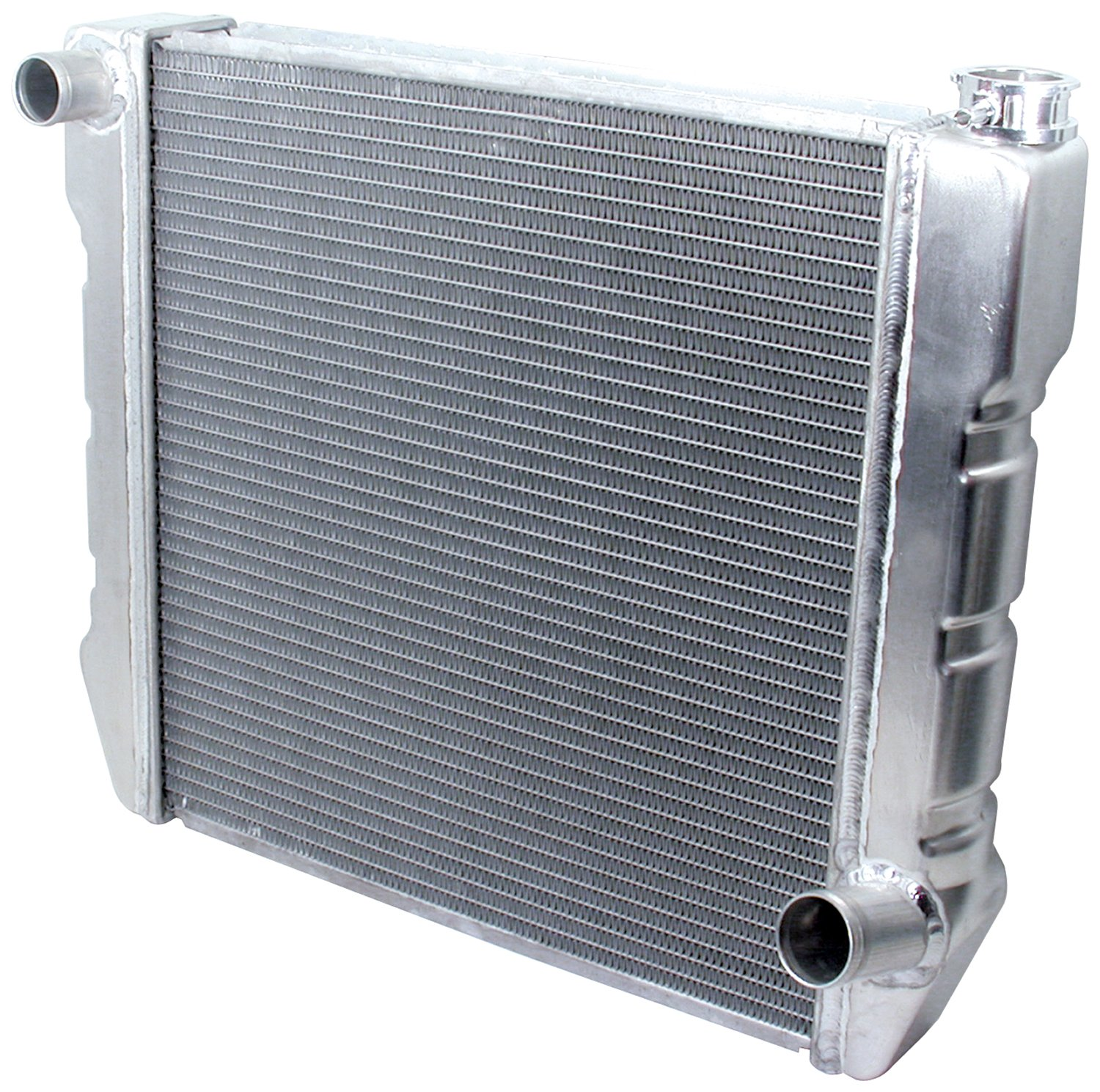Allstar Performance ALL30014 19'' x 28'' Aluminum Radiator for Chevy by Allstar