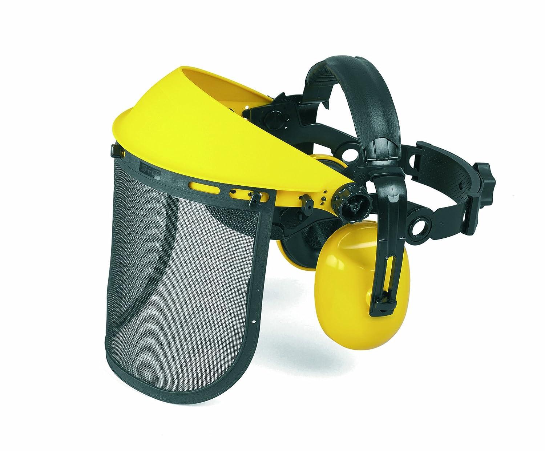 McCulloch 577616502 - Visera de rejilla de protecció n regulable y orejeras PRO002