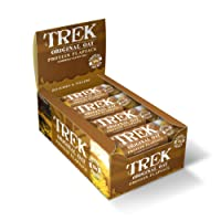 Trek Protein Flapjack Bar Original Oat - Pack of 16 Bars