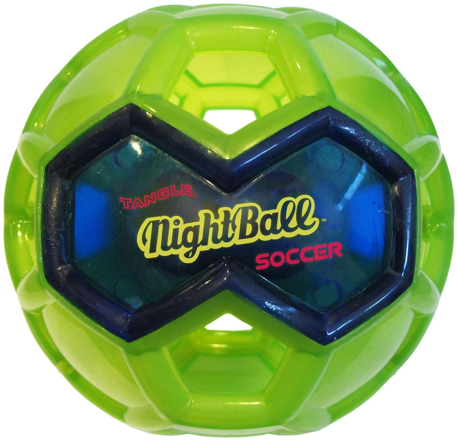 Tangles 12756 Nightball Soccer Small Toy by Tangles