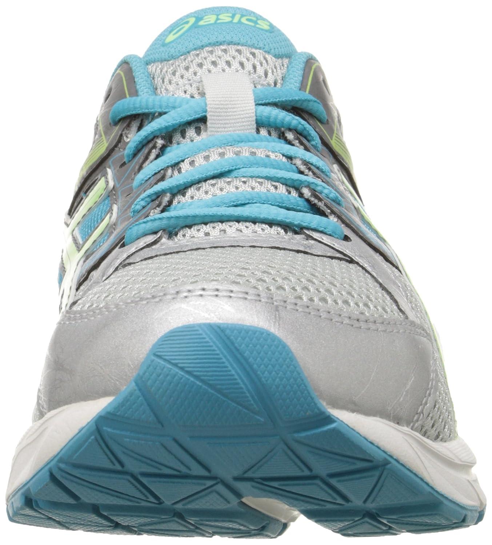 ASICS Women's Gel-Contend 3 Running Shoe B00OU7LLEI 6 B(M) US Silver/Pistachio/Teal