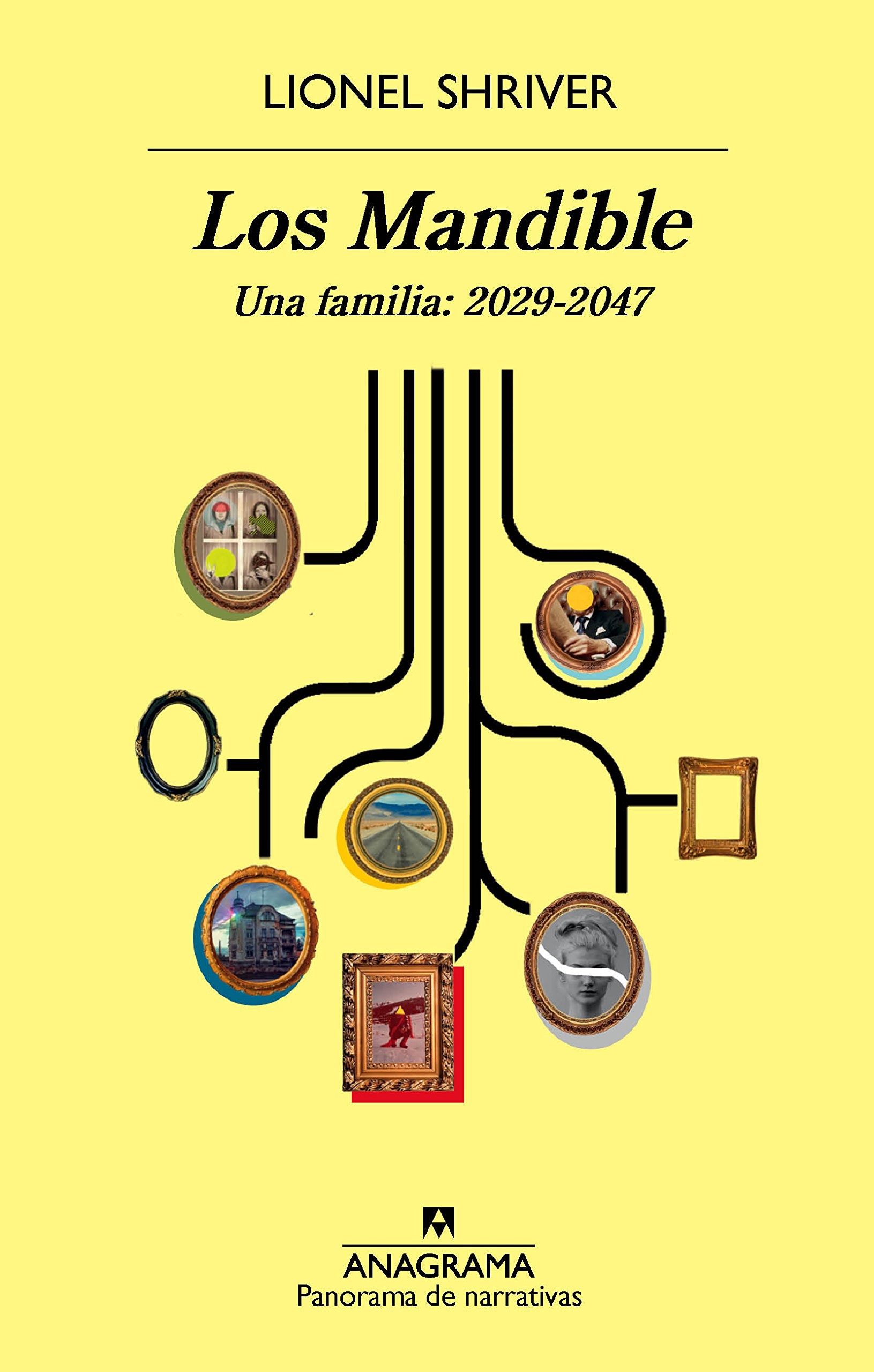 Los Mandible Una Familia, 20292047 (spanish Edition): Lionel Shriver:  9788433979803: Amazon: Books