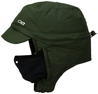 6b4bc15c9391f9 Amazon.com: Outdoor Research Frostline Hat: Clothing